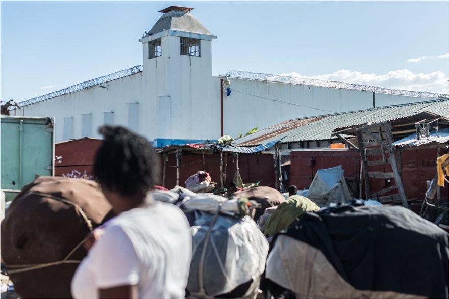 Αϊτή: Πολύνεκρη απόδραση δεκάδων κρατουμένων από φυλακή