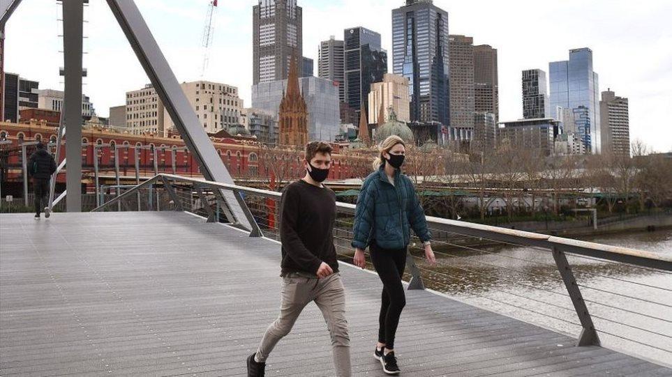 Κορωνοϊός – Αυστραλία: Πενθήμερο lockdown στη Μελβούρνη – Εντοπίστηκε εστία του βρετανικού στελέχους