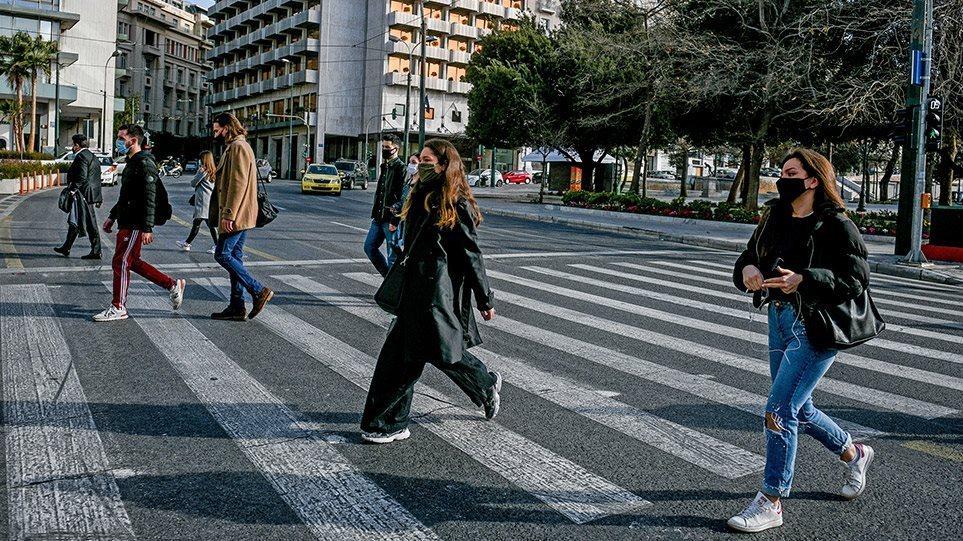 Βασιλακόπουλος: Πότε θα ξέρουμε για παράταση του lockdown – Σήμερα η συζήτηση για διπλή μάσκα