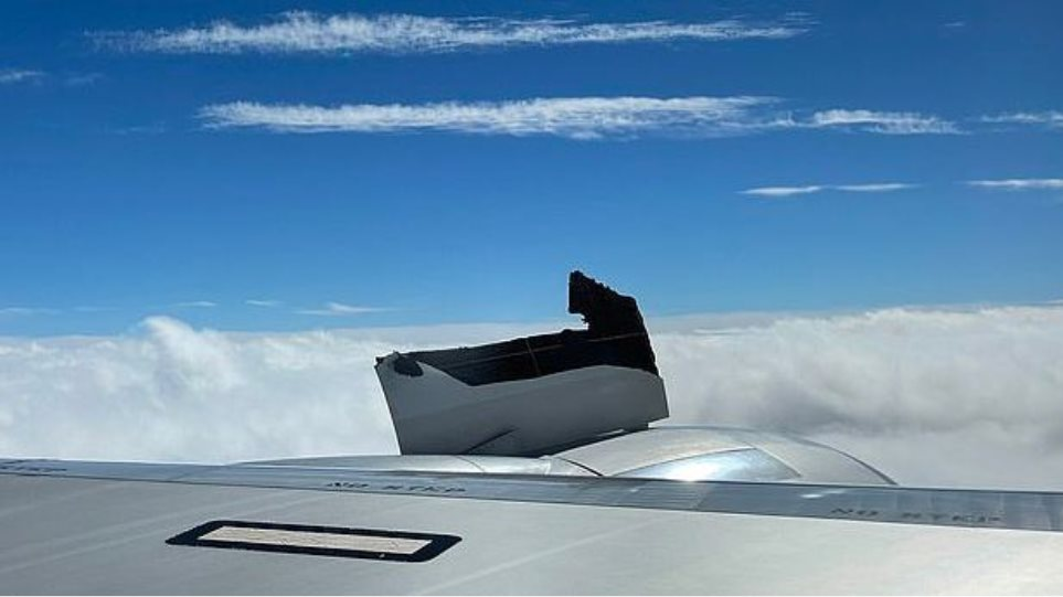 Βίντεο: Κι άλλο Boeing 777 είχε εμφανίσει πρόβλημα μετά την απογείωση τον Δεκέμβριο