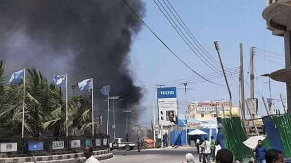 Σομαλία: Τουλάχιστον 17 νεκροί σε επίθεση της Σεμπάμπ σε ξενοδοχείο της πρωτεύουσας-Δείτε βίντεο