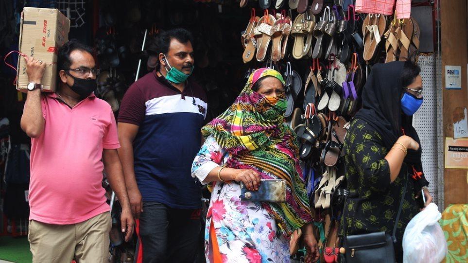Κορωνοϊός – Ινδία: Νέα παραλλαγμένο στέλεχος εντοπίστηκε στη χώρα