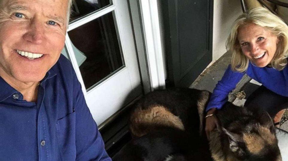 ΗΠΑ: Πίσω στο σπίτι στάλθηκαν τα σκυλιά του Μπάιντεν λόγω «περιστατικού δαγκώματος»