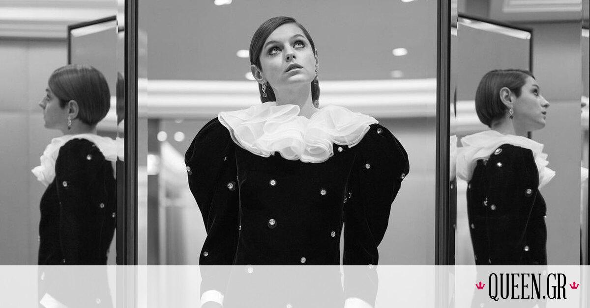 Golden Globes 2021: Η Emma Corrin έκανε την πιο απρόσμενη ενδυματολογική επιλογή