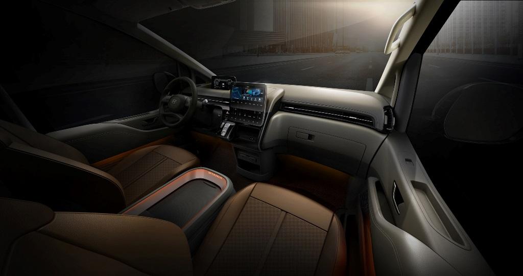 Αποκάλυψη τουSTARIA του νέου MPV της Hyundai