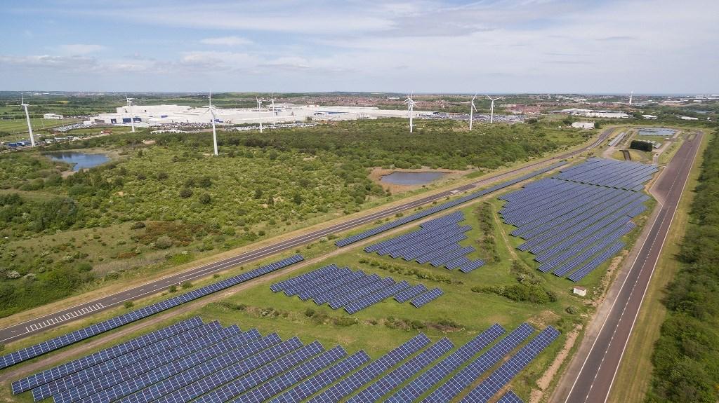 Η Nissan σχεδιάζει σημαντική επέκταση του πάρκου ανανεώσιμων πηγών ενέργειας στο εργοστάσιο του Sunderland