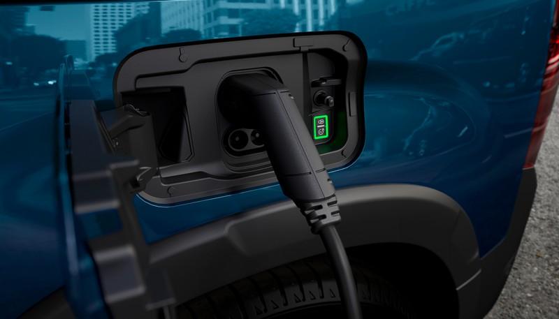 Διαθέσιμο το νέο Peugeot e-RIFTER και ως αμιγώς ηλεκτρικό αυτοκίνητο