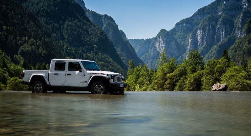 H Jeep γιορτάζει την παγκόσμια ημέρα νερού