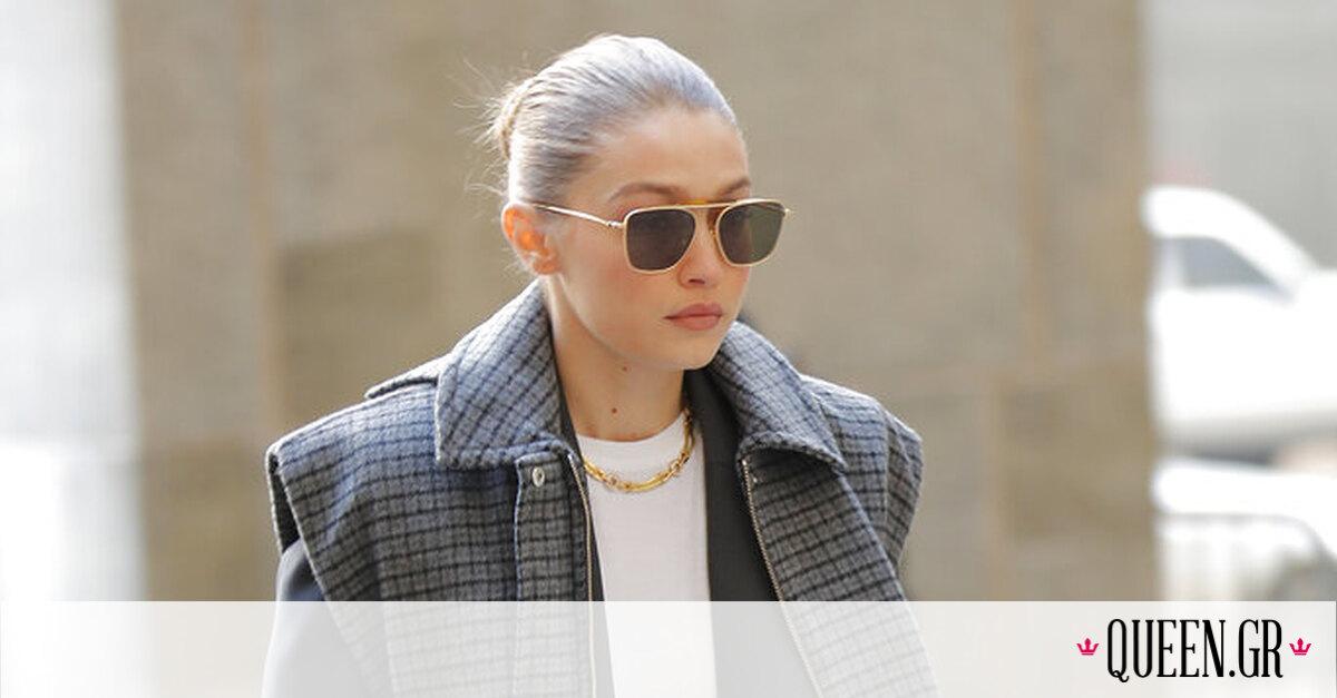 Gigi Hadid: Δες τι φόρεσε στην πρώτη δημόσια εμφάνιση με την κόρη της