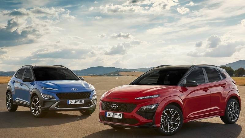 Διαθέσιμο στις εκθέσεις το νέο Hyundai KONA N Line