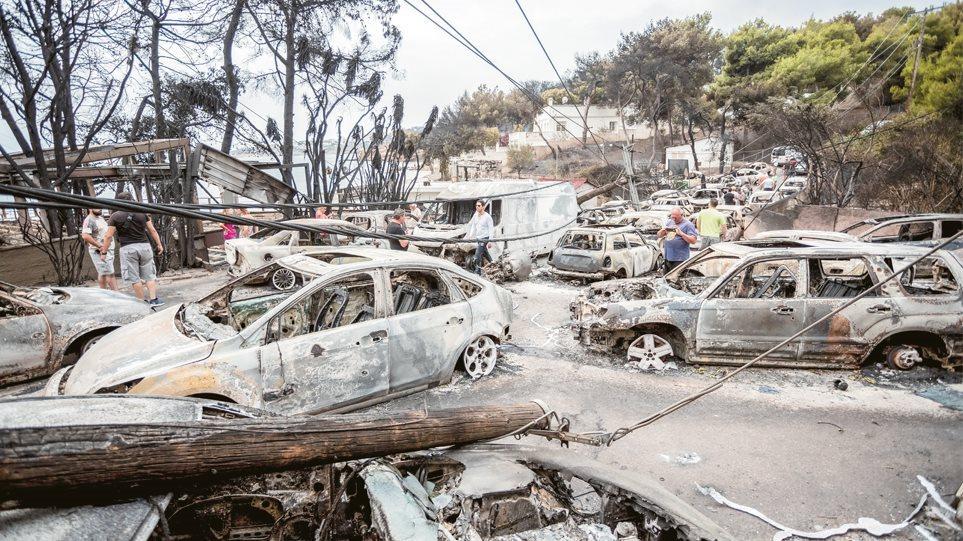 Φονική φωτιά στο Μάτι – Νέες αποκαλύψεις: Η πυροσβεστική ήξερε για νεκρούς πριν την σύσκεψη με Τσίπρα