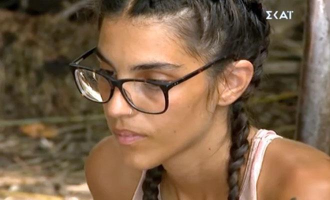 Survivor: Η Άννα Μαρία Βέλλη πλησιάζει την πόρτα της εξόδου