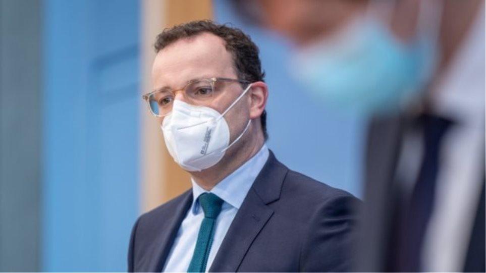 Στο στόχαστρο ο υπουργός Υγείας της Γερμανίας: Ήταν σε σε δείπνο χορηγών του πριν βρεθεί θετικός στον κορωνοϊό