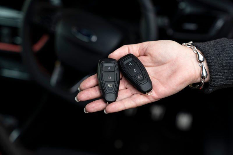 Προηγμένη τεχνολογία κλειδιού για τα Ford Puma και Kuga που αποτρέπει την κλοπή του οχήματος