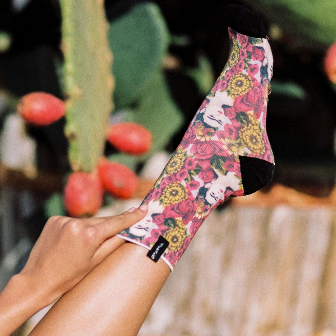 Mπορεί μια συλλογή από κάλτσες να σε φέρει πιο κοντά στον Μεξικάνικο πολιτισμό & στη Frida Kahlo;