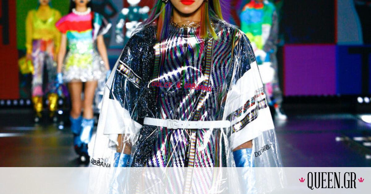 Oι Dolce&Gabbana παρουσίασαν μία συλλογή που θα ενθουσιάσει τους εκκολαπτόμενους ΤikTokers