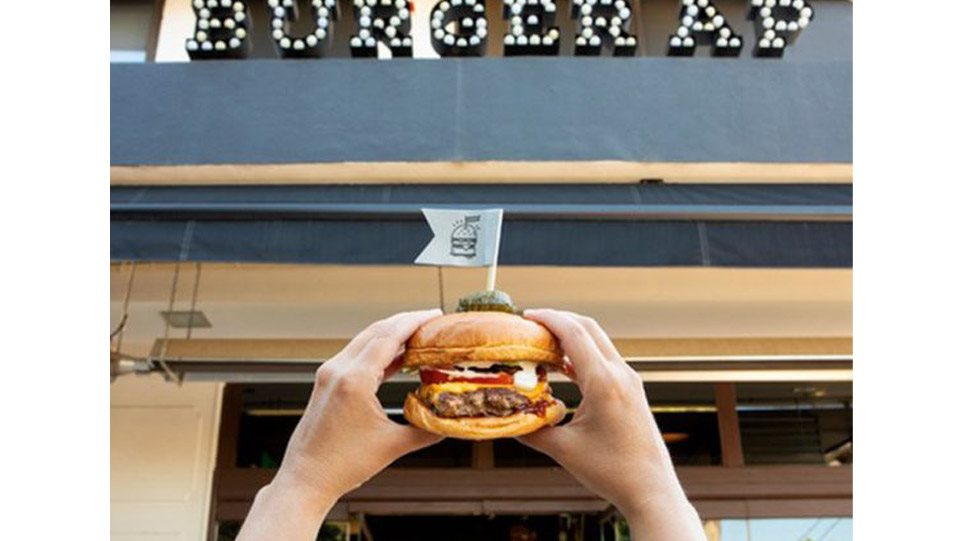 Tα Burger AP και Kitchen Lab μόλις επέστρεψαν!