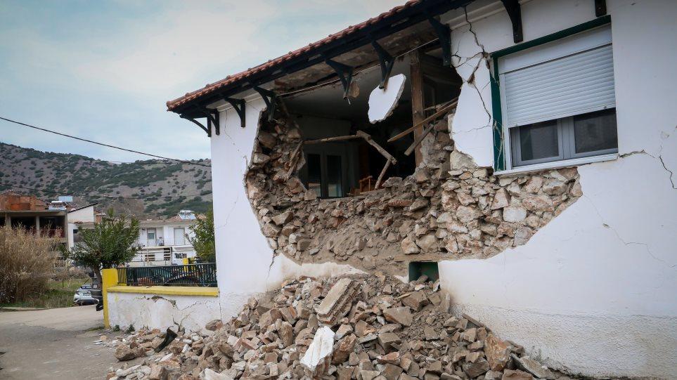 Σεισμός στην Ελασσόνα: Στα 1.575 τα ακατάλληλα σπίτια