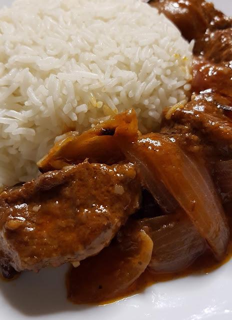 Τας κεμπάπ στον φούρνο με ρύζι !!!