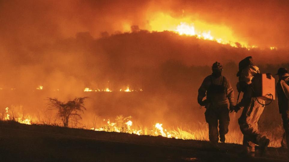 Αργεντινή: Τραυματίες και αγνοούμενοι από πυρκαγιές στην Παταγονία