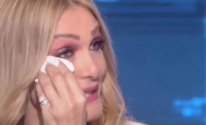 Δάκρυα και εξομολογήσεις από τη Θεοδωρίδου! Η ηλικία της, οι πλαστικές και ο τρίτος γάμος!