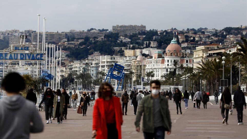 Κορωνοϊός – Γαλλία: «Ο επόμενος μήνας θα είναι κόλαση» προβλέπει επικεφαλής ΜΕΘ στο Παρίσι