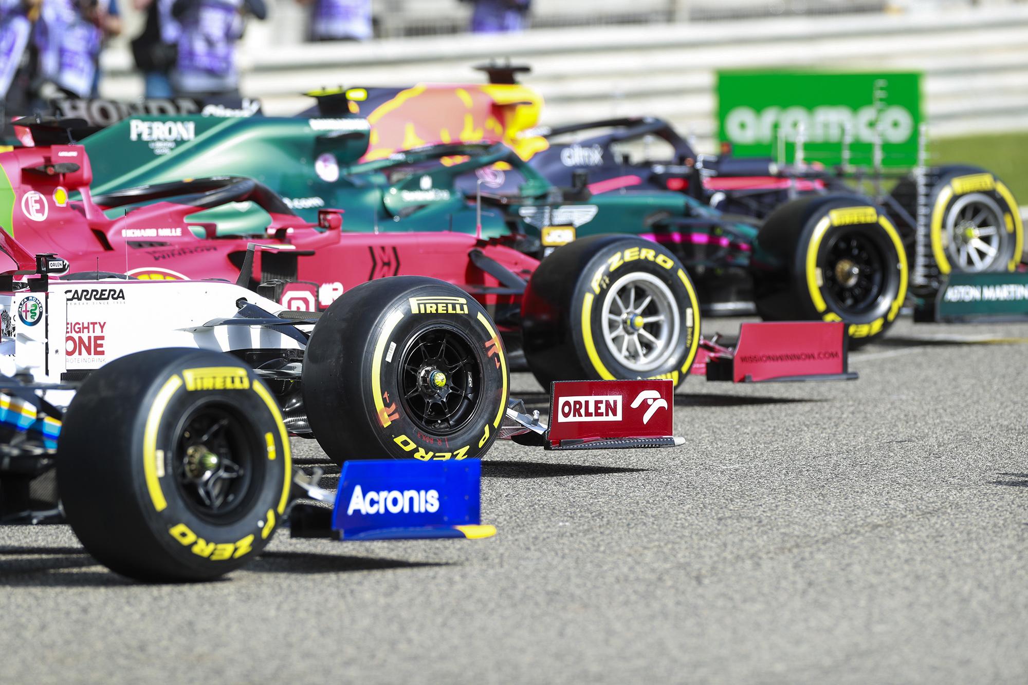 Όλα έτοιμα για την πρεμιέρα για τη μεγάλη πρεμιέρα της F1 στο Bahrain