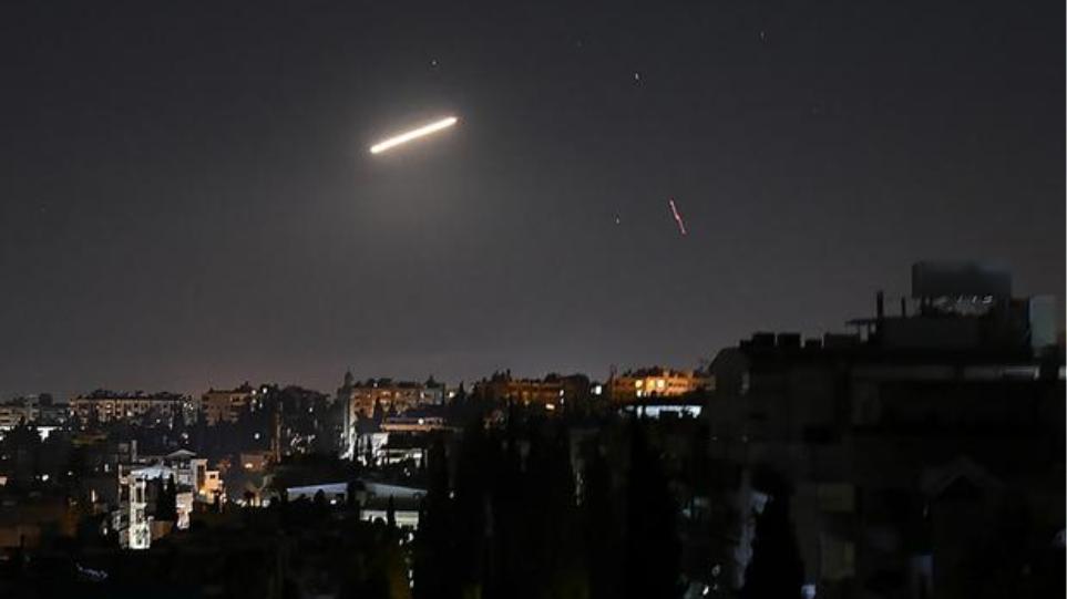Συρία: Η αντιαεροπορική άμυνα απέκρουσε ισραηλινό βομβαρδισμό στην Δαμασκό-Δείτε βίντεο
