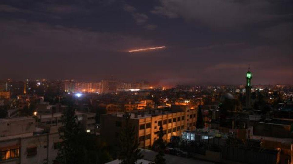 Συρία: Επίθεση με πυραύλους από το Ισραήλ