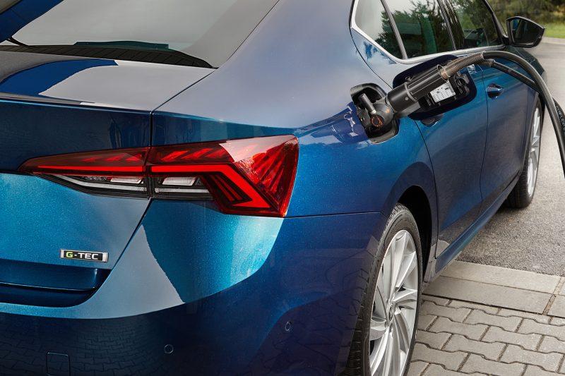 Κερδίζει η Skoda στις ταξινομήσεις αυτοκινήτων με φυσικό αέριο