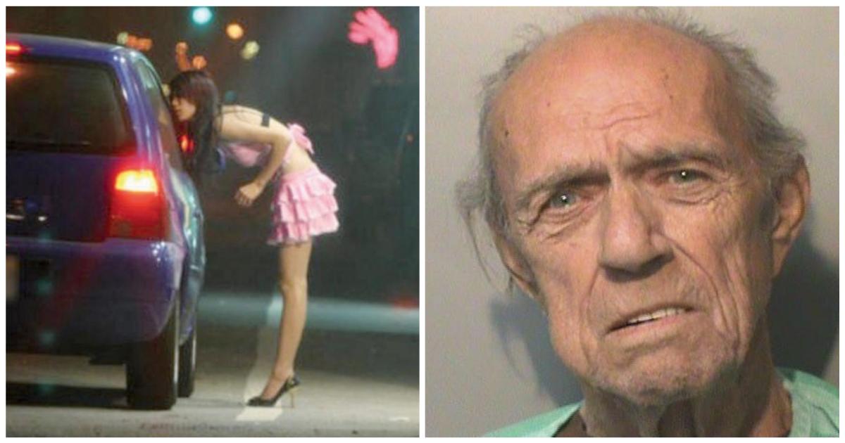 Παππούς έσπασε το lockdown για να πάει σε ιερόδουλες και κατηγόρησε το εμβόλιο για την ερωτική του επιθυμία