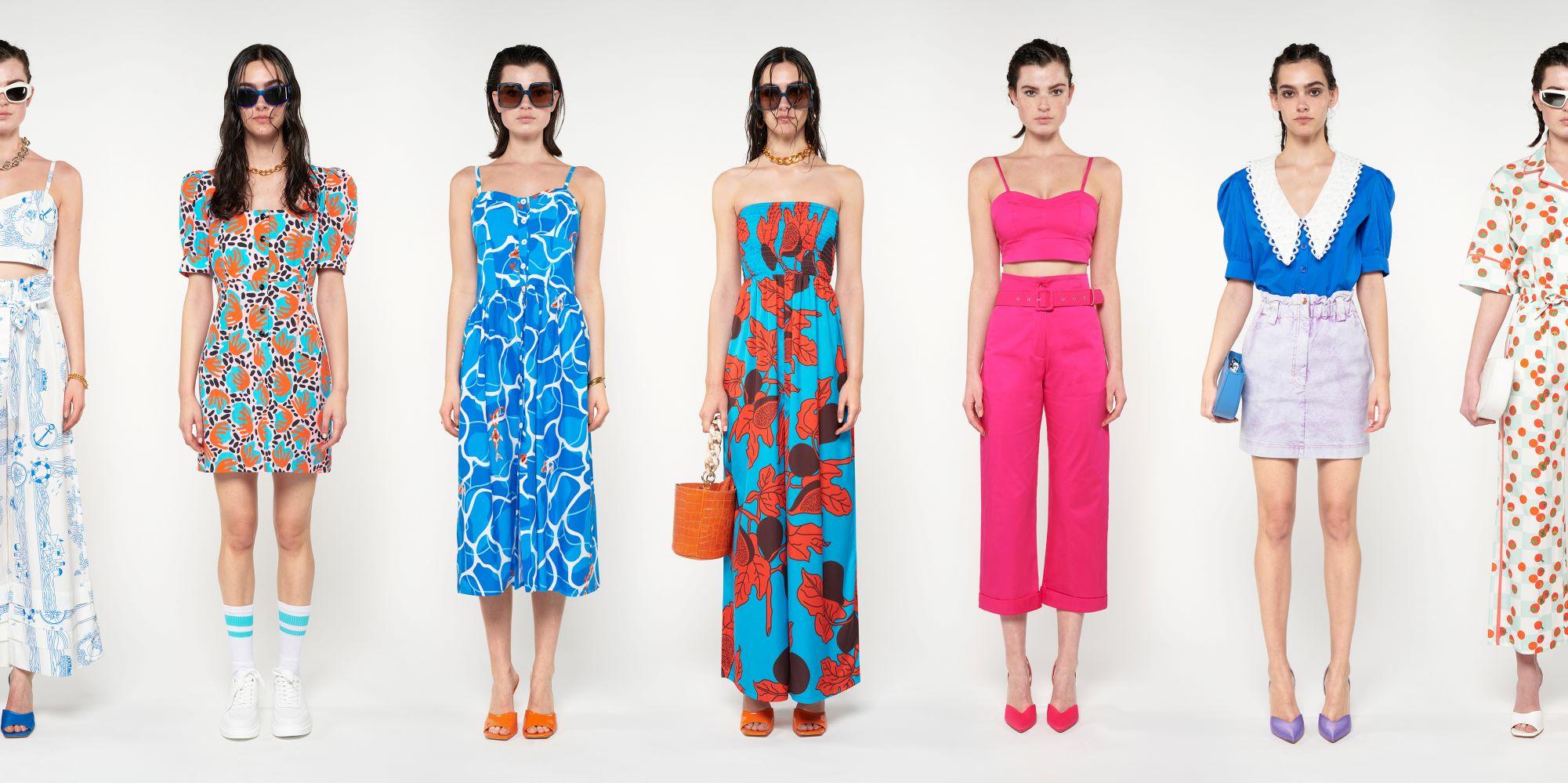 Aυτή η συλλογή ρούχων σε κάνει να νοσταλγείς τα καλοκαίρια της νιότης σου, τα καλοκαίρια των 90s…