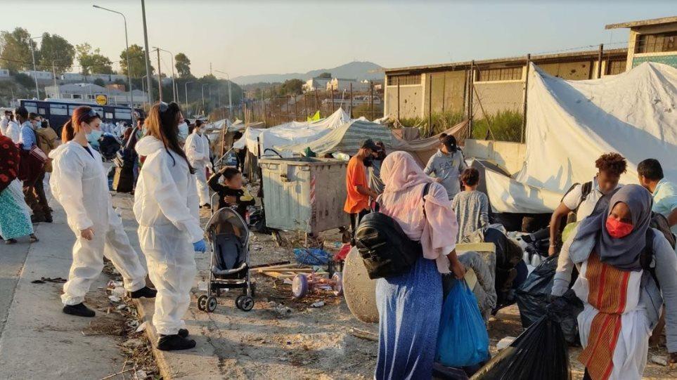 Λέσβος: Μετέφερε κρέατα και ψάρια άγνωστης προέλευσης στο Καρά Τεπέ