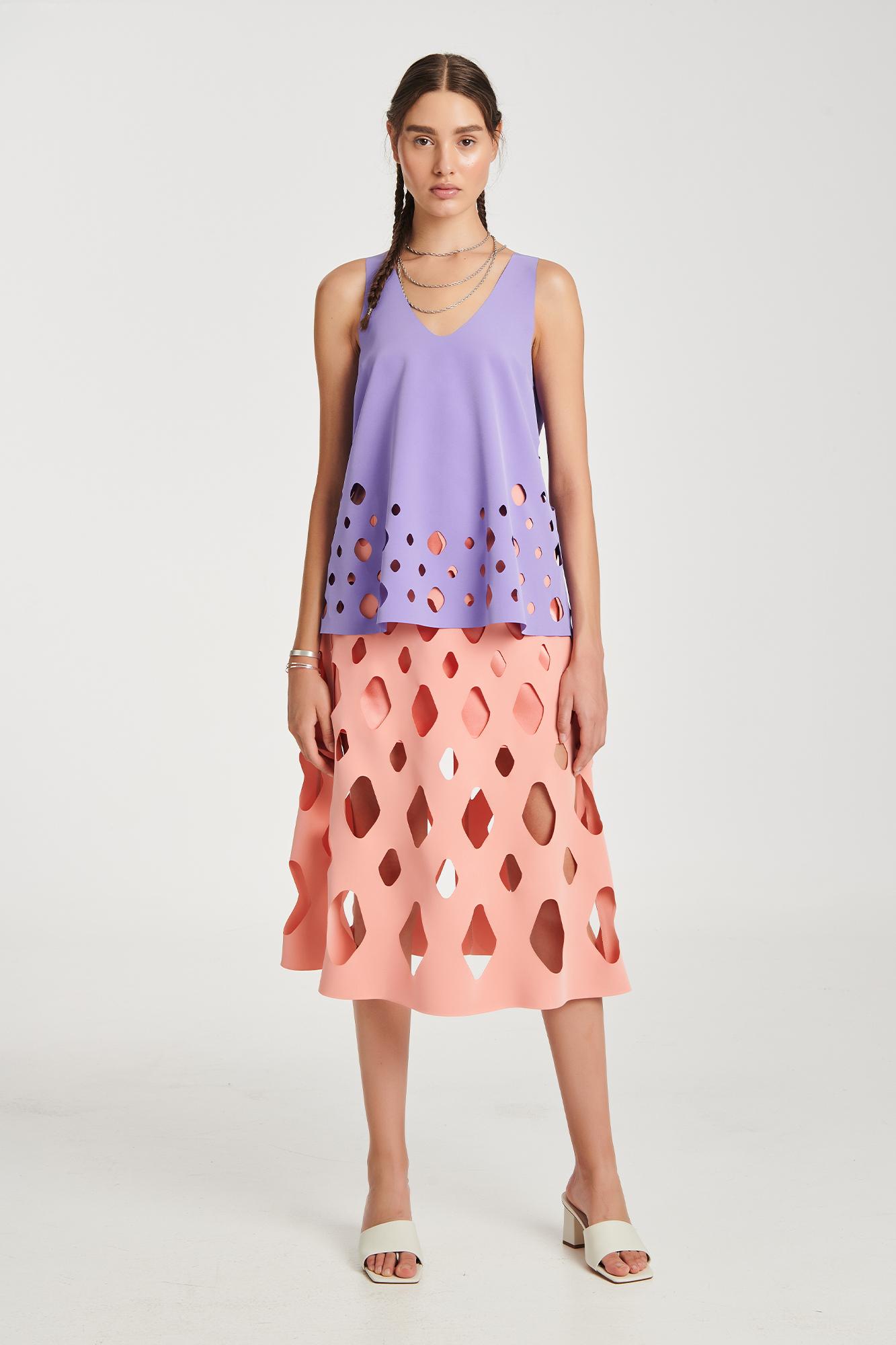 Structural Fashion: Ένα brand δανείζεται τις αρχιτεκτονικές φόρμες και δημιουργεί ξεχωριστά ρούχα