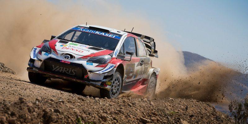 ΕΠΙΣΗΜΟ: Στις 9 Σεπτεμβρίου το Ράλι Ακρόπολις-Στην Λαμία το στρατηγείο των εργοστασικών ομάδων του  WRC