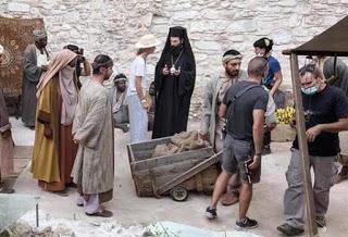 Το «Special Report» μας ταξιδεύει στα παρασκήνια της ταινίας «Ο Άνθρωπος του Θεού» (trailers)