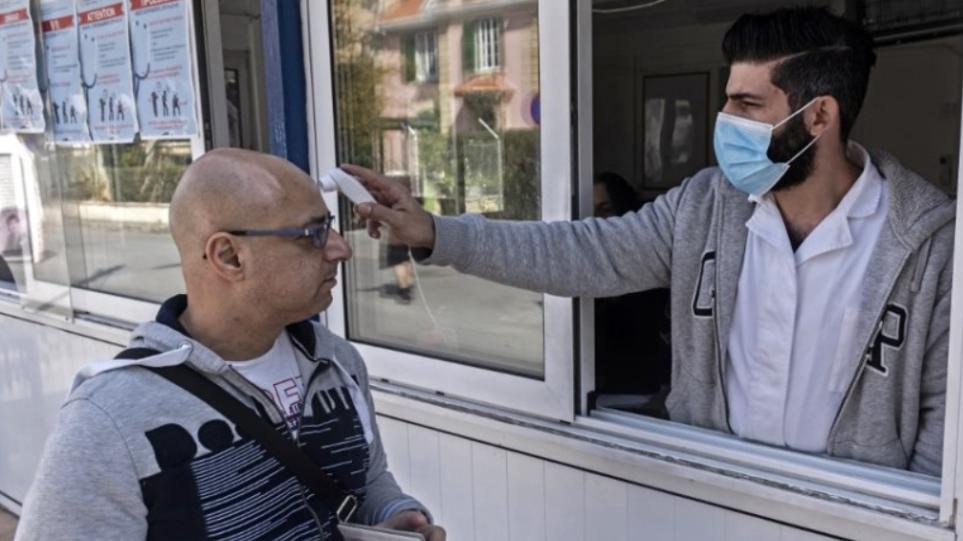 Κύπρος: Δύο θάνατοι και 622 κρούσματα κορωνοϊού