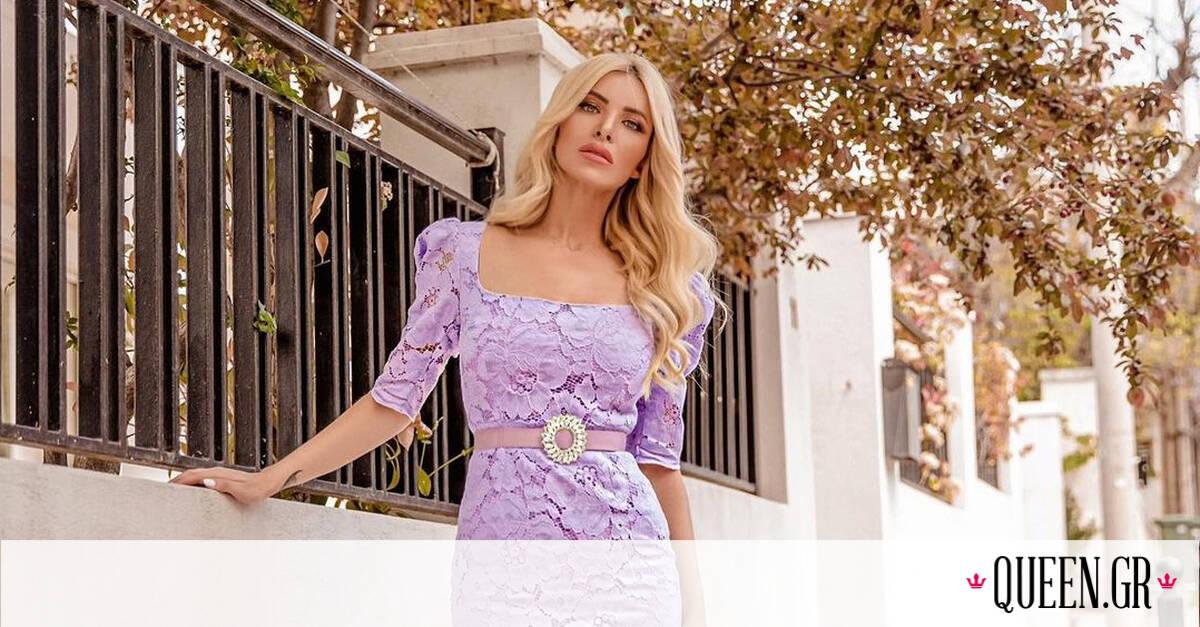 Κατερίνα Καινούργιου: Το νέο αγαπημένο της χρώμα είναι must για αυτή τη σεζόν