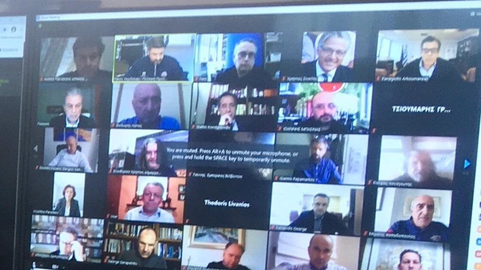 Κοζάνη: Ολοκληρώθηκε η σύσκεψη της Πολιτικής Προστασίας – Επί τάπητος τα επιδημιολογικά δεδομένα