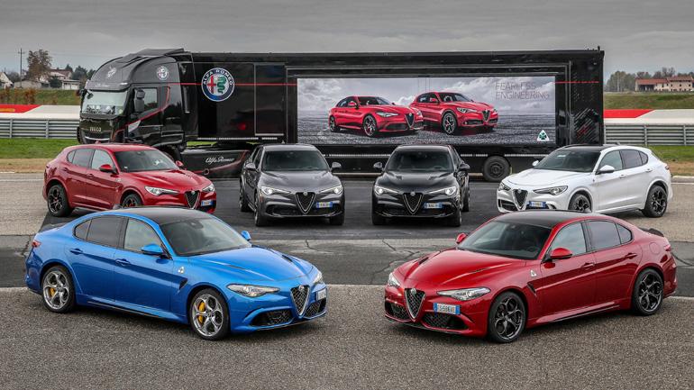 Ξεκίνησε η γιορτή στο φημισμένο κέντρο δοκιμών των θρυλικών μοντέλων της Alfa Romeo