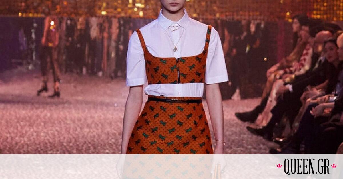 Όταν όλες οι επιδείξεις μόδας έγιναν virtually, η Eβδομάδα Mόδας της Σαγκάης διεξήχθη κανονικά