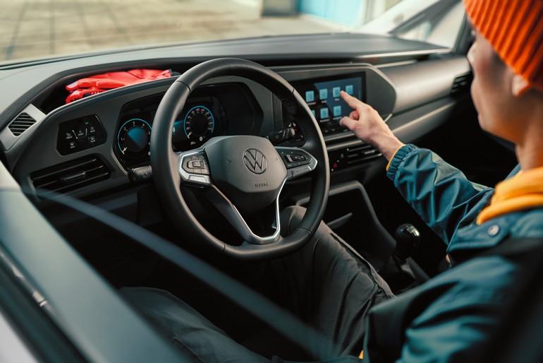 Από 16.007 ευρώ η τιμή εκκίνησης των νέων Volkswagen Caddy Van 5