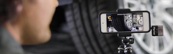 PEUGEOT VIDEO CHECK: Οι μηχανικοί της PEUGEOT σας ενημερώνουν σε πραγματικό χρόνο για την συντήρηση του αυτοκίνητου σας