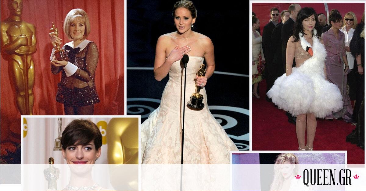 Oscars Style: 12 εμφανίσεις στα Βραβεία της Ακαδημίας που δίχασαν το κοινό