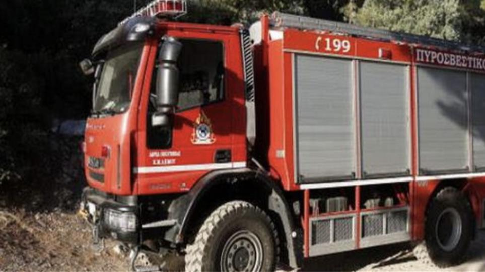 Θεσσαλονίκη: Αίσιο τέλος είχε η επιχείρηση για τον εντοπισμό δύο ατόμων στον Χορτιάτη