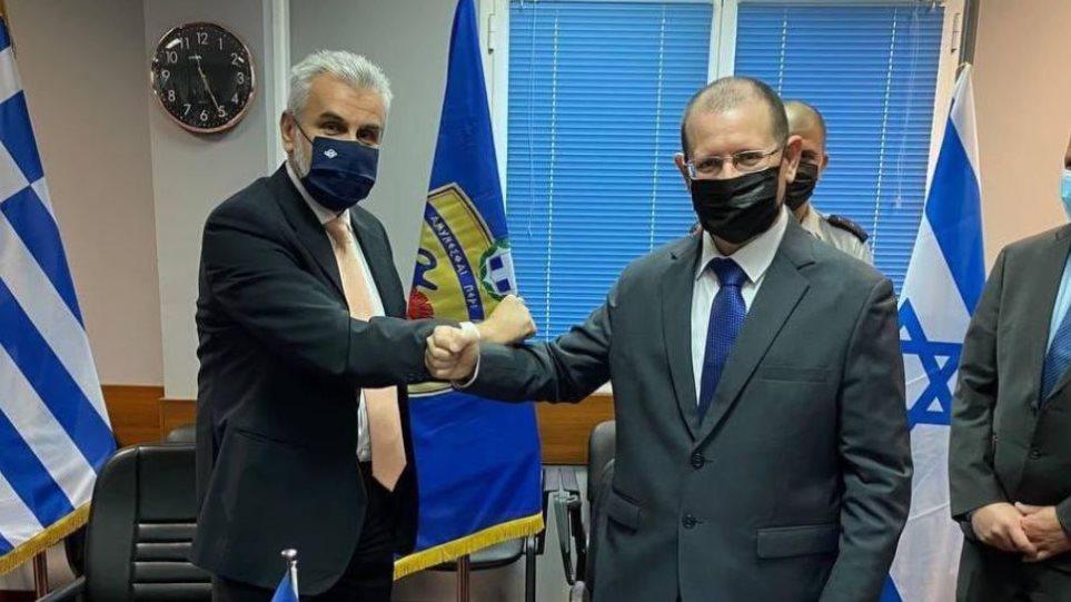 Reuters: Ελλάδα και Ισραήλ υπέγραψαν την μεγαλύτερη διμερή αμυντική συμφωνία