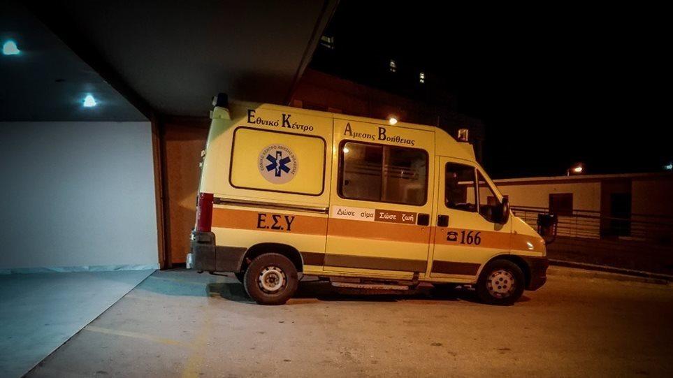 Τροχαίο στο Περιστέρι – ΙΧ συγκρούστηκε με λεωφορείο
