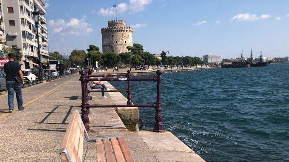 Κορωνοϊός – Θεσσαλονίκη: Σταθεροποιημένο σε υψηλά επίπεδα το ιικό φορτίο των λυμάτων