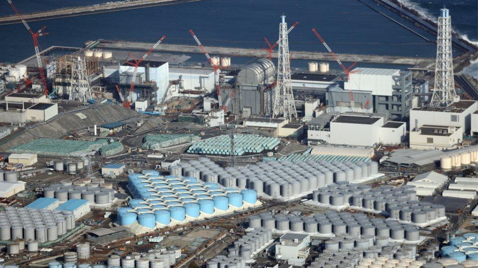 Ιαπωνία: Θέλει να ρίξει το μολυσμένο νερό από τη Φουκουσίμα στη θάλασσα – «Όχι» από Νότια Κορέα και ΗΠΑ