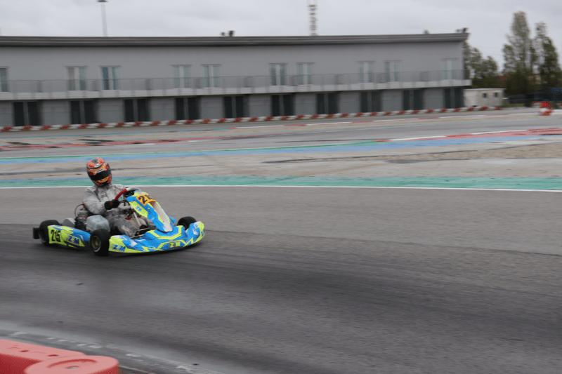 FIA KARTING ACADEMY TROPHY: Δοκιμές στην Adria Karting Raceway για τον Αλέξανδρο Παπαευθυμίου